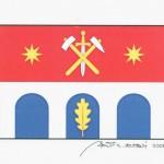 Jezdovice-vlajka